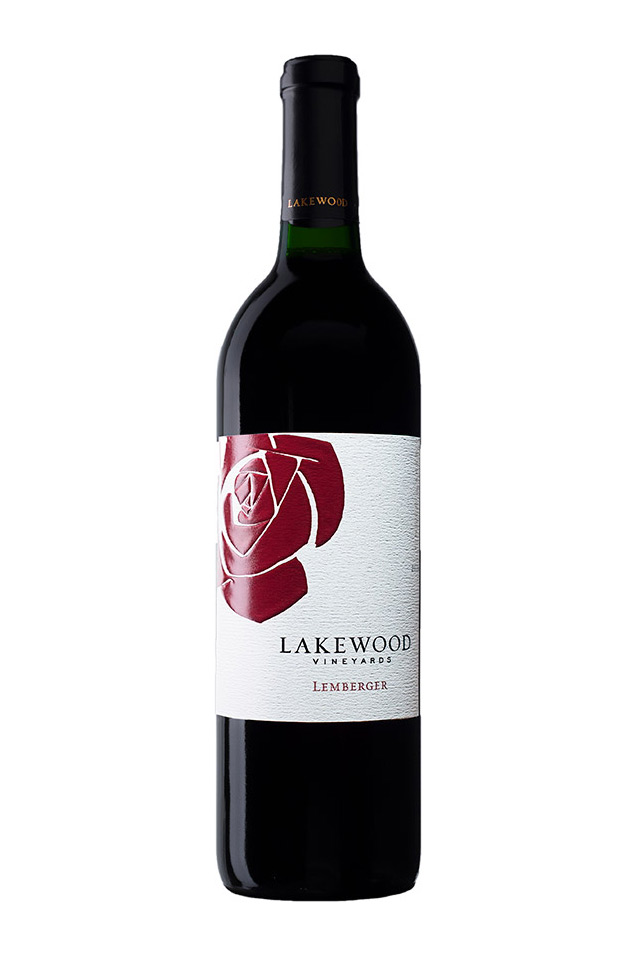 Lakewood Vineyards 2017 Lemberger