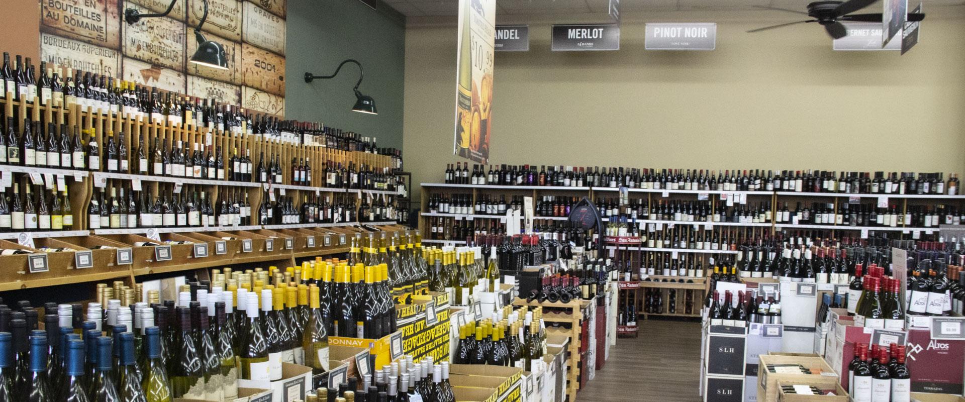Georgetown Wine & Spirits